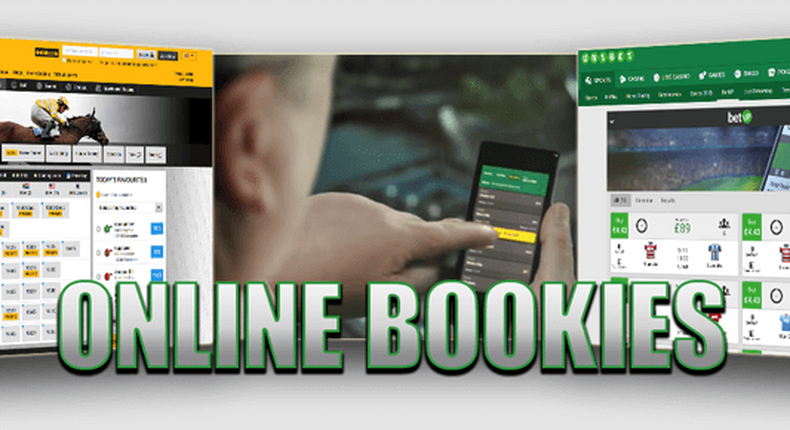 How did online bookies become the preferred option for gamblers?