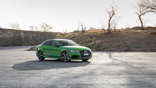Audi RS 3 – nowe wcielenie mocy | Galeria zdjęć