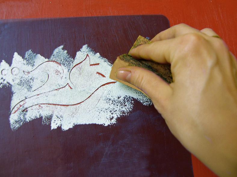 sennik malowanie