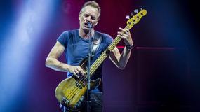 Sting wystąpi w Polsce. Fani The Police będą zachwyceni