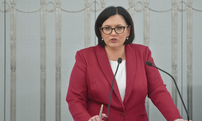 Małgorzata Sadurska wiceprezes PZU zarobiła ponad 1,5 mln zł w rok