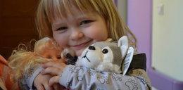 2,5-letnia Ukrainka przeszła skomplikowaną operację w Łodzi