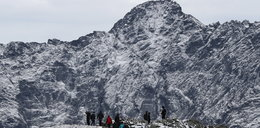 Kapryśna pogoda w Tatrach. Ważny apel do turystów