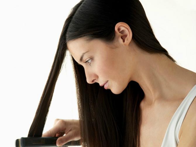 Peglanje ne mora da uništi kosu, ako pratite ova uputstva