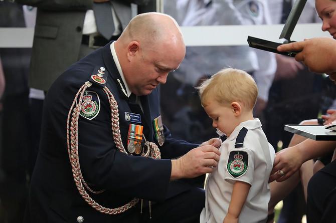Deca treba da znaju da su njihovi očevi bili heroji