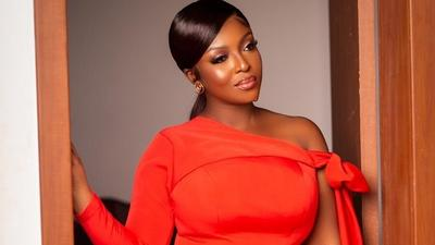 Style girl: Yvonne Okoro looks too good in red from head-to-toe