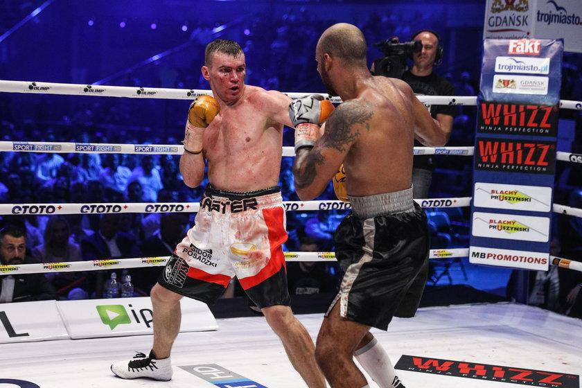 Boks. Gala Polsat Boxing Night Final Call. 02.04.2016