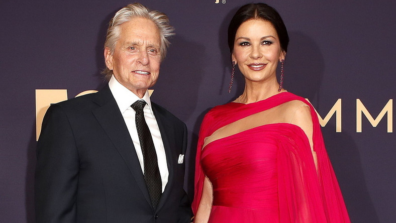 Catherine Zeta-Jones i Michael-Douglas