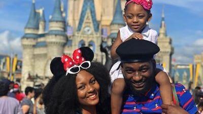 Gbenro Ajibade celebrates ex-wife Osas Ighodaro on her birthday