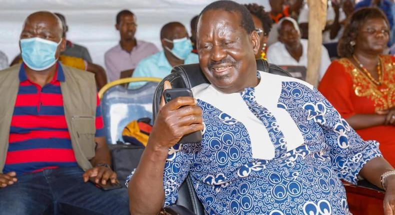 Raila Odinga recovers from Covid-19