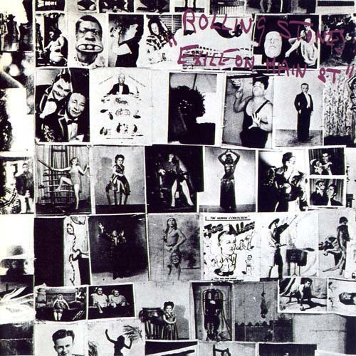 "The Rolling Stones - ""Exile On The Main St."""