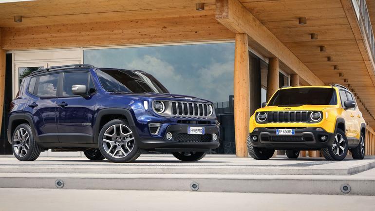 Renegade FL - nowy teren dla Jeepa