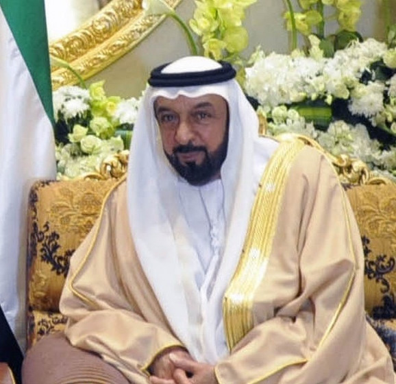 šeik Halifa bin Zajed al Nahjan