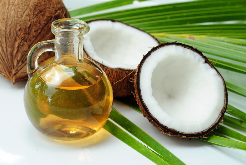 Coconut oil causes diarrhea when it's not consumed in the right quantity [ece-auto-gen]