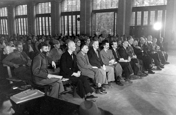 Suđenje Draži Mihailoviću u leto 1946. godine