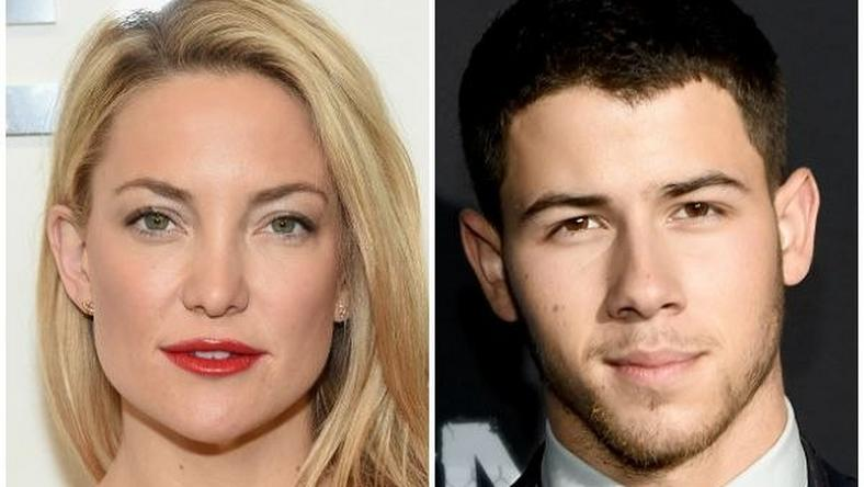 Kate Hudson and Nick Jonas dating?