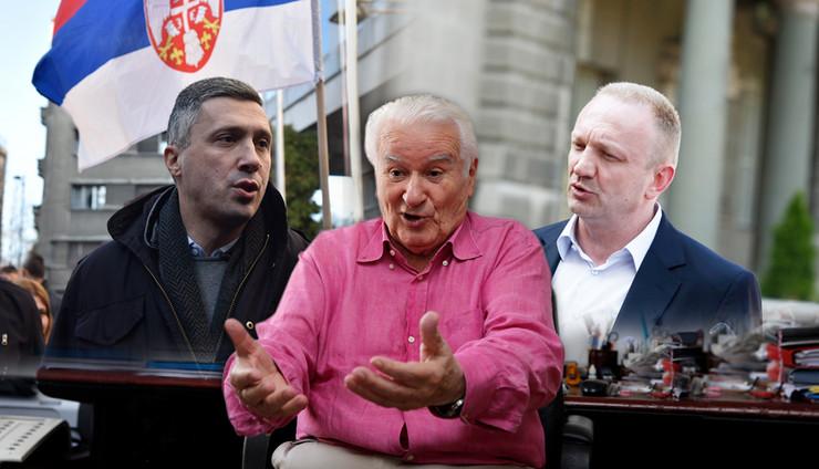 bosko micun djilas kombo RAS Vesna Lalic, Oliver Bunic, Snezana Krstic