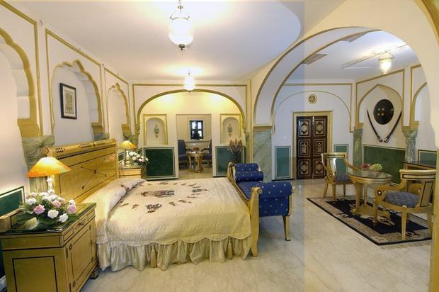Maharajah Pavilion, Raj Palace