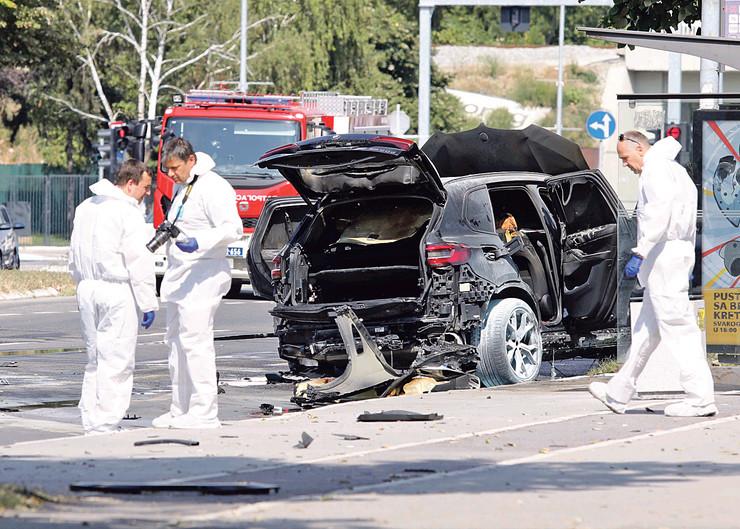 Stojanović je ubijen u Beogradu kada je ispod njegovog automobila postavljena bomba