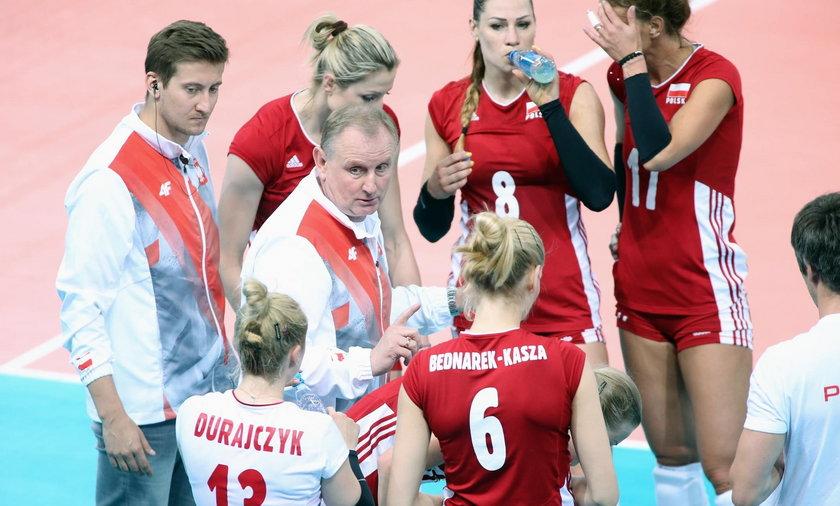 Polska, Belgia, siatkówka, igrzyska europejskie