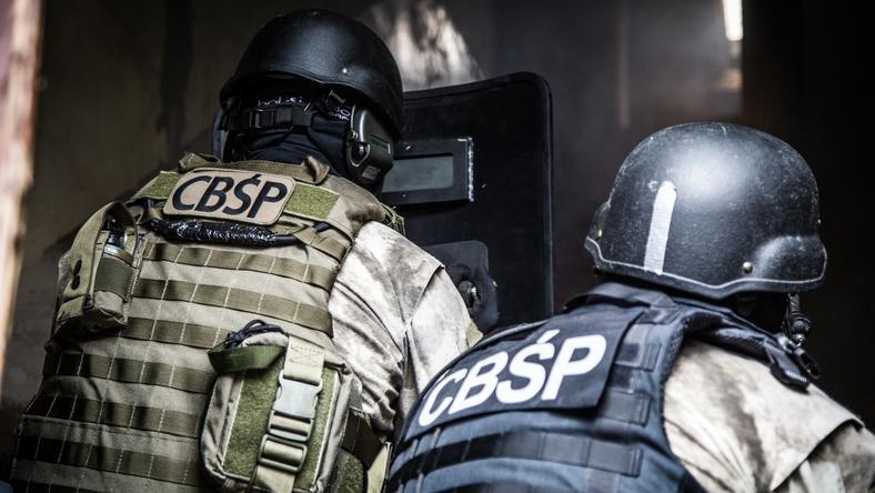 W strzelaninie w Inowrocławiu policjant postrzelił policjanta