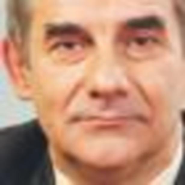 Paweł Pawłowski, prezes zarządu Gospodarczego Banku Wielkopolski w Poznaniu Fot. Archiwum