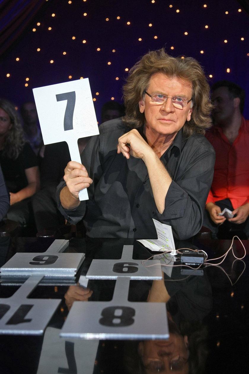 Zbigniew Wodecki w Tańcu z gwiazdami