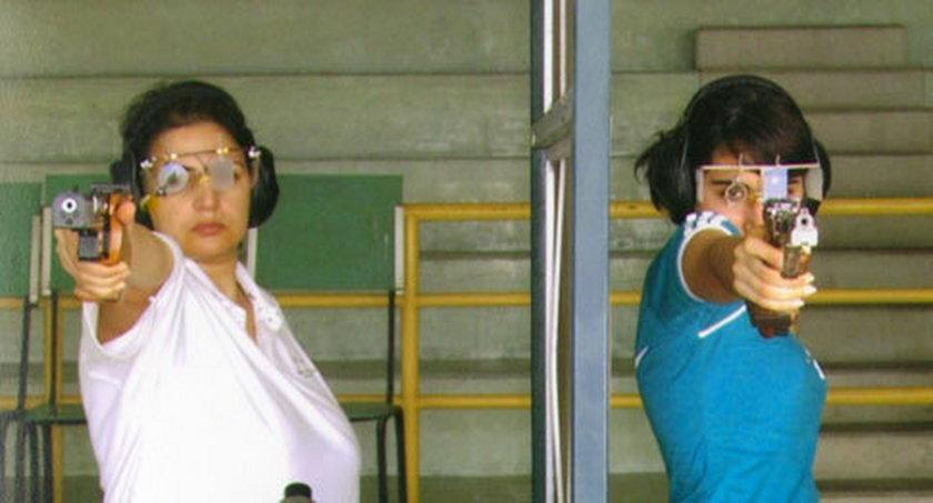 Matka i syn chcą zdobyć medal na Igrzyskach Europejskich