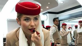 """""""Zdecydowanie większy dyskomfort czuję wsiadając do samochodu, niż witając pasażerów na pokładzie"""" - Ula Wierzbicka o pracy w liniach Emirates"""