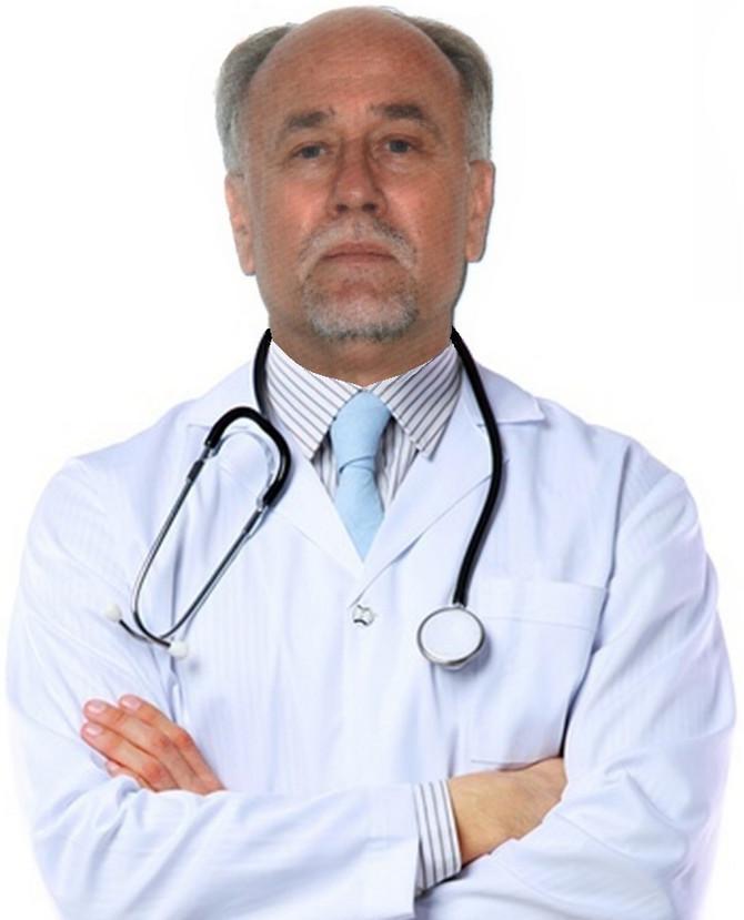 Dr Zoran Joksimović, internista-gastroenterolog