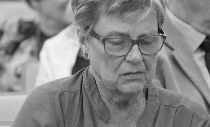 Nie żyje dziennikarka TVP. Od lat zmagała się z ciężką chorobą