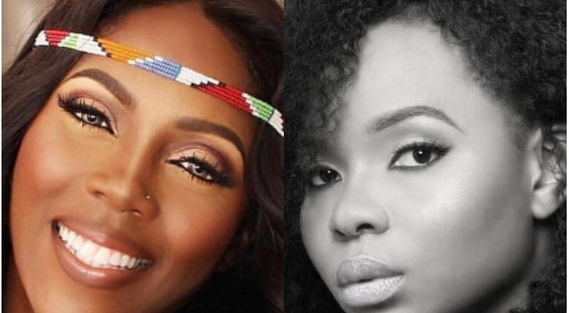 Check out the moment Tiwa Savage brings Yemi Alade out [Video]