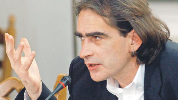 Piotr Niemczycki, prezes Agory, ogłosi w czwartek wyniki za IV kwartał 2008 r. Według analityków spółka zanotowała stratę na poziomie 9,5 mln zł Fot. PAP