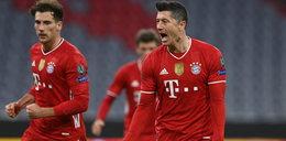 Liga Mistrzów. Gol Roberta Lewandowskiego, awans Bayernu