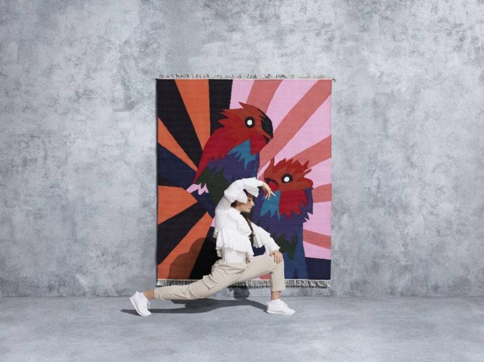 Artyści Projektują Dywany Dla Ikea Wśród Nich Polak Dom