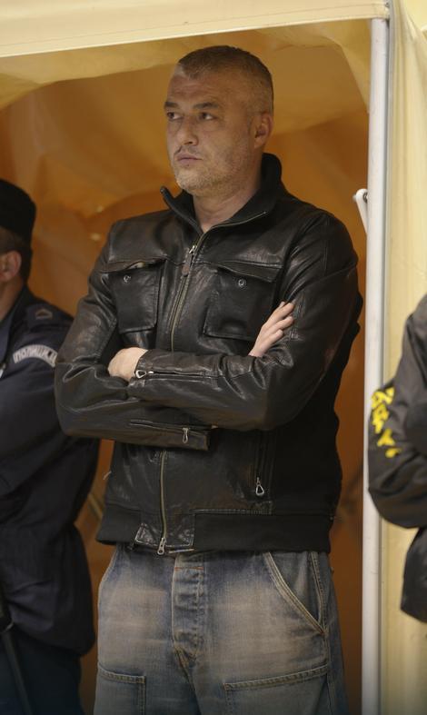 Danilović je prebačen na Urgentni centar, ali je odbio da priča sa policijom