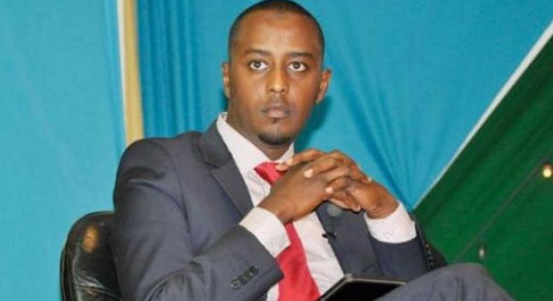 Citizen TV's Hussein Mohamed