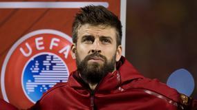 Gerard Pique przedłużył kontrakt z Barceloną. Ta pokazuje, jak się zmieniał