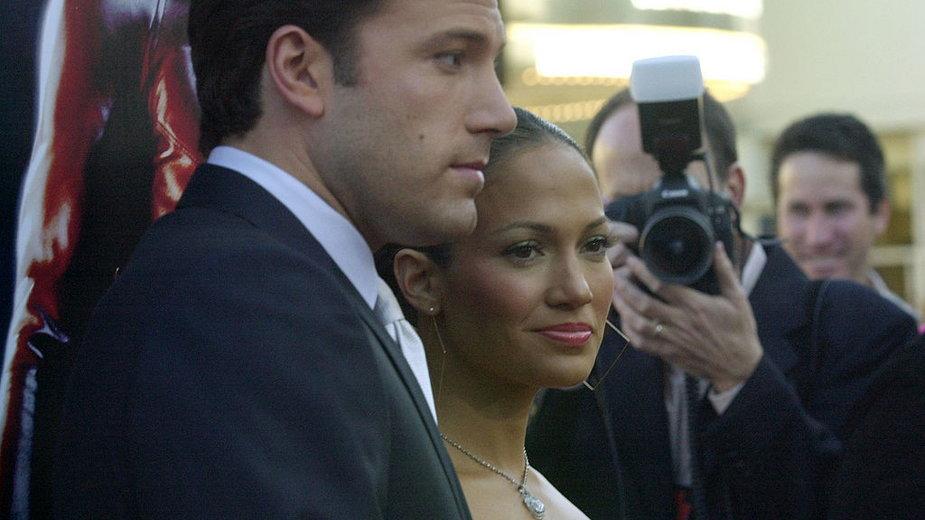 J.Lo i Ben Affleck