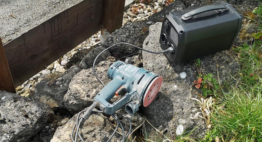 Powerstations: Die mobilen Stromspeicher eignen sich beispielsweise für Werkzeug.
