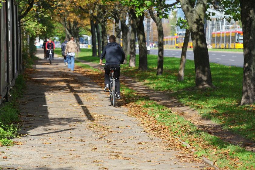 Rowerzyści apelują do dyrektora Zarządu Dróg Miejskich - Chcemy więcej ścieżek rowerowych