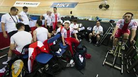 MŚ w kolarstwie torowym: sprinterzy będą walczyć o brąz