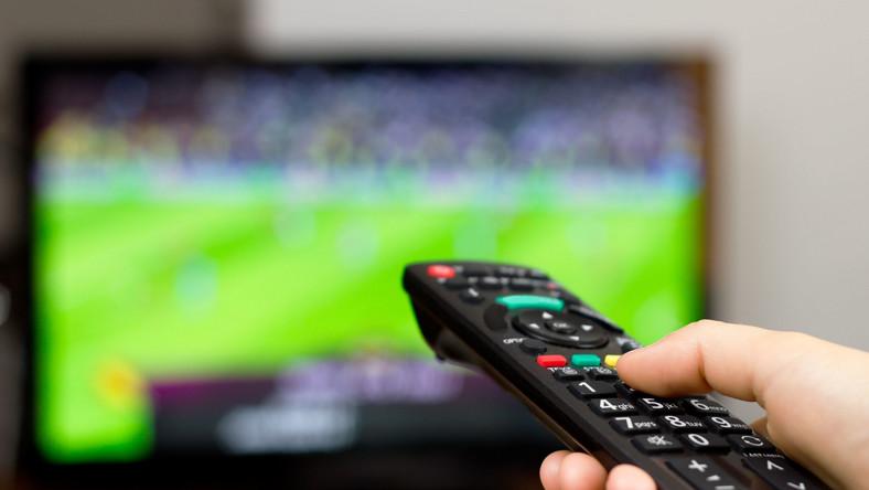 Transmisja meczu w telewizji