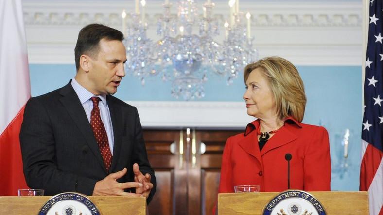 Clinton obiecuje: Żołnierze USA na stałe w Polsce