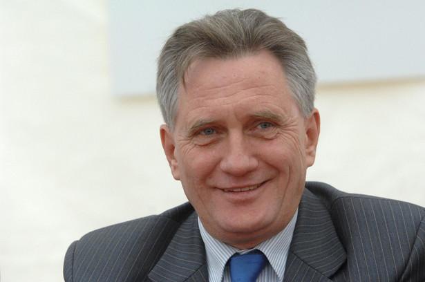 Główny Geolog Kraju - Piotr Woźniak
