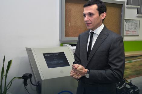 Građani će izbeći čekanje u redu:Edip Šerifov