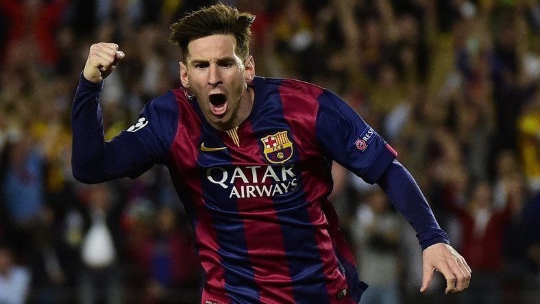 Leo Messi, fot.  Pierre-Philippe Marcou / AFP Photo