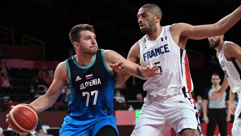 Tokio 2020. Koszykówka. Francja w finale IO po bloku w ostatniej akcji