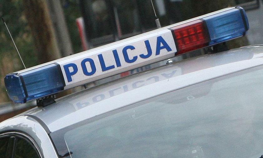 Dwa ciała znaleziono w samochodzie