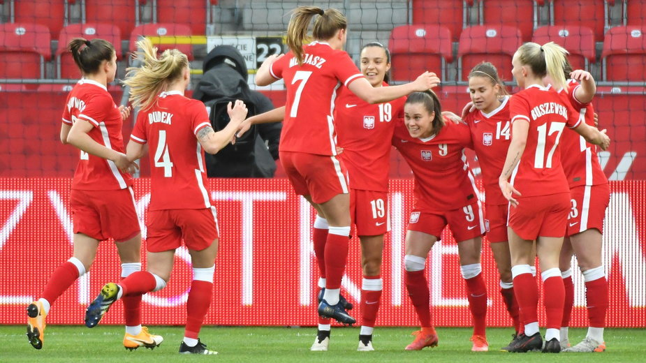 W meczu z mocnymi Szwedkami Polki walczyły dzielnie, ale przegrały 2:4